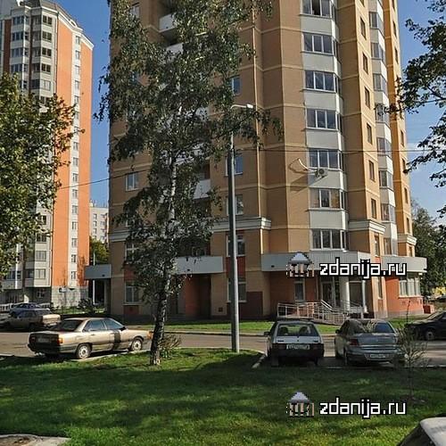 Москва, Дмитровское шоссе, дом 94, корпус 1 (САО, район Бескудниковский)
