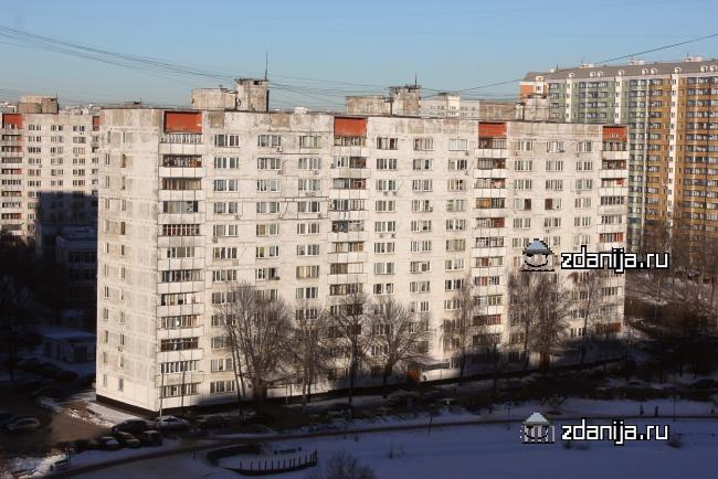 Москва, Ясный проезд, дом 5, Серия II-68 (СВАО, район Южное Медведково)