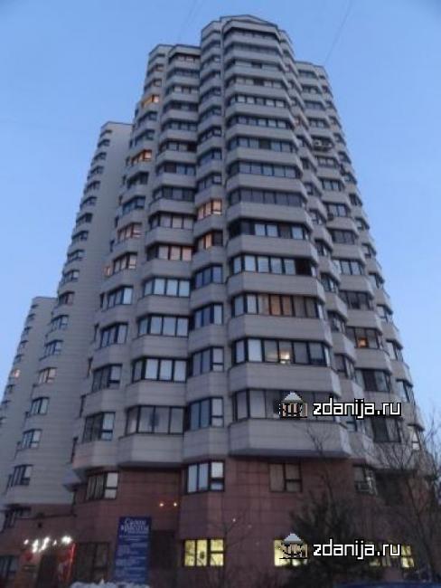 Москва, Новочеремушкинская улица, дом 44, корпус 2 (ЮЗАО, район Черемушки)
