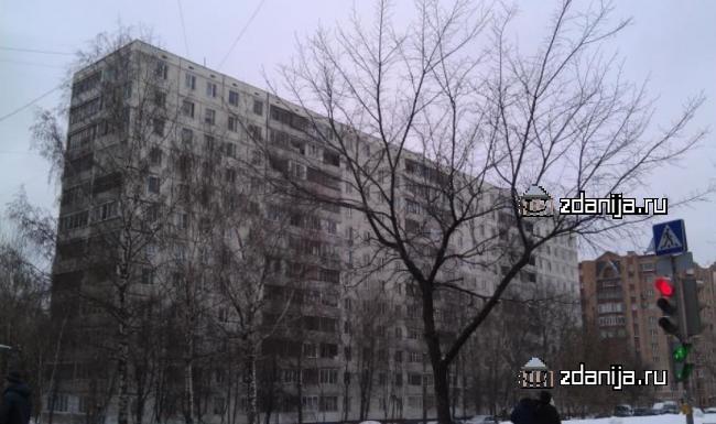 Москва, Дубнинская улица, дом 28, корпус 1, Серия I605-АМ/12 (САО, район Восточное Дегунино)