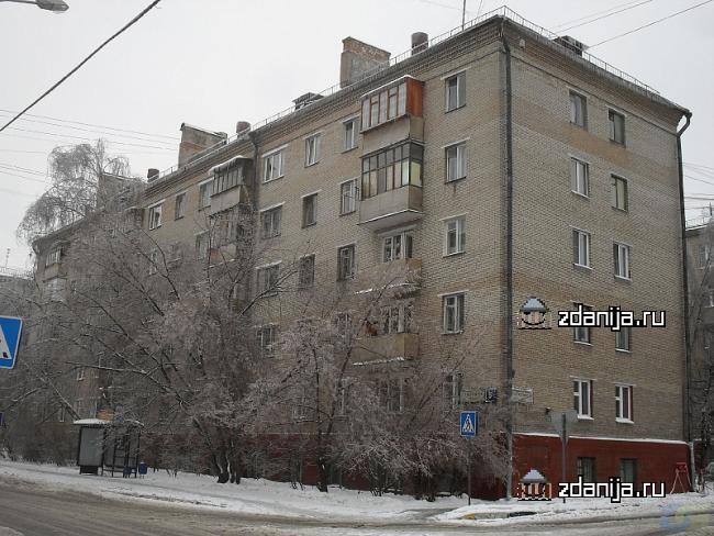 Москва, улица Чистова, дом 5, Серия II-14-32 (ЮВАО, район Текстильщики)
