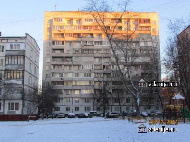 Москва, Инженерная улица, дом 9, корпус 1, Серия П-46 (СВАО, район Алтуфьевский)