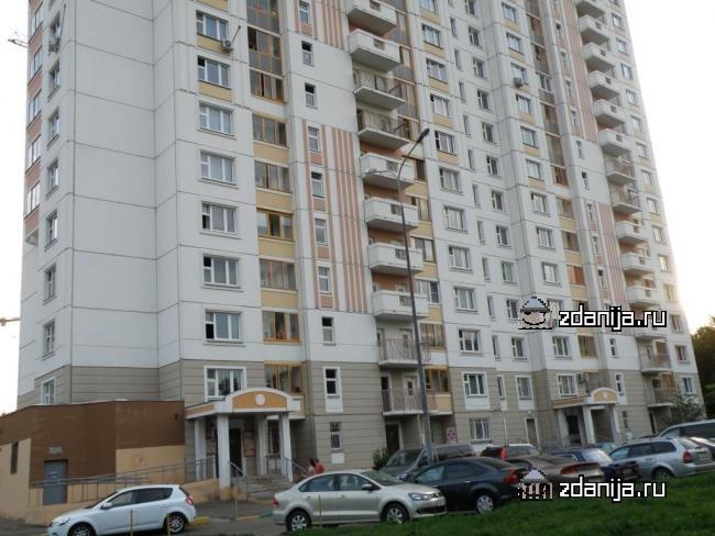 Москва, Беломорская улица, дом 14, корпус 1, Серия п3м (САО, район Левобережный)