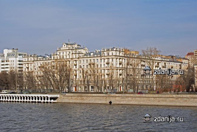 Москва, Краснохолмская набережная, дом 11, строение 1 (ЦАО, район Таганский)