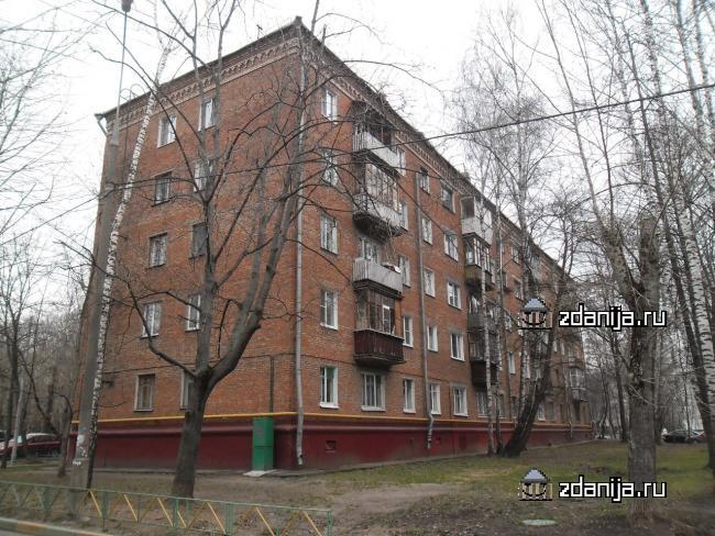 Москва, Молодогвардейская улица, дом 35, корпус 1, Серия II-14-32 (ЗАО, район Кунцево)