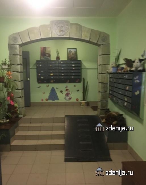 Москва, 15-я Парковая улица, дом 47, корпус 1, Серия П-44т (ВАО, район Северное Измайлово)