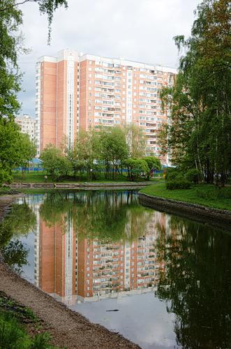 Москва, Студеный проезд, дом 4, корпус 6, Серия П-44т (СВАО, район Северное Медведково)