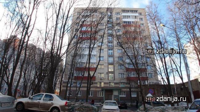 Москва, Студеный проезд, дом 20 (СВАО, район Северное Медведково)