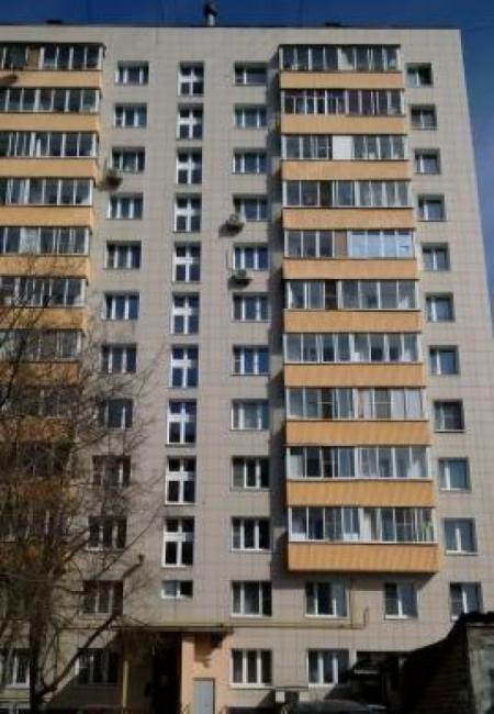 Москва, Молодогвардейская улица, дом 26, корпус 1 (ЗАО, район Кунцево)