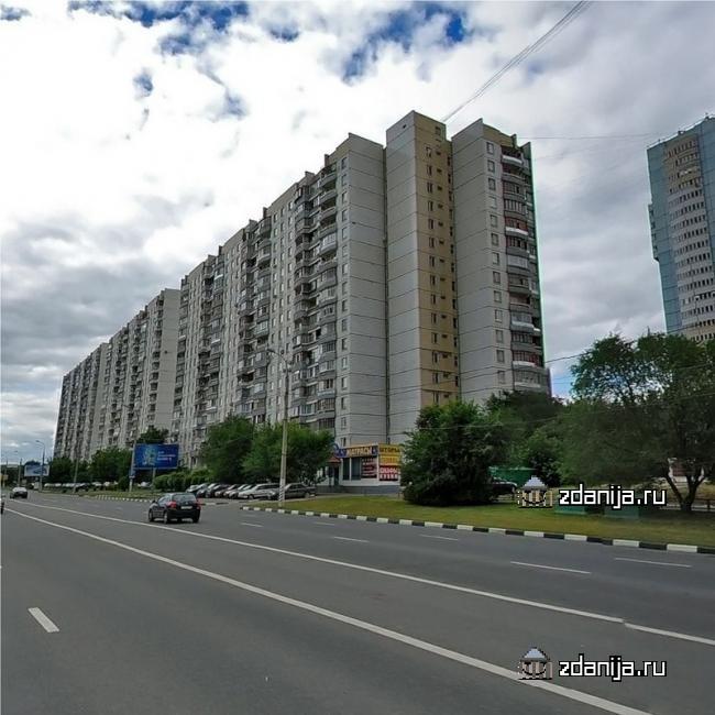 Москва, Балаклавский проспект, дом 16, корпус 2, Серия П-44 (ЮЗАО, район Зюзино)