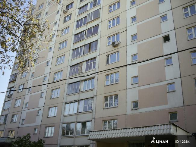 Москва, 3-й Балтийский переулок, дом 6, корпус 3, Серия П-46 (САО, район Аэропорт)