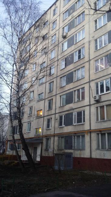 Москва, Профсоюзная улица, дом 152, корпус 3 (ЮЗАО, район Теплый Стан)