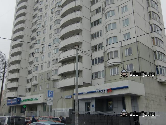 Москва, Волгоградский проспект, дом 94, корпус 1, Серия И-155 (ЮВАО, район Кузьминки)