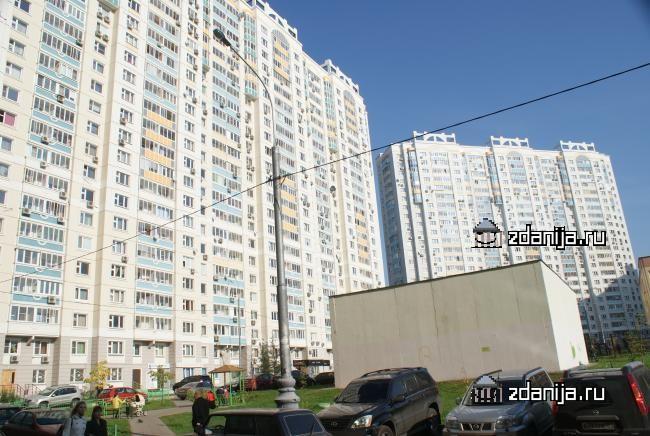 Москва, Саратовская улица, дом 22, Серия п3м (ЮВАО, район Рязанский)