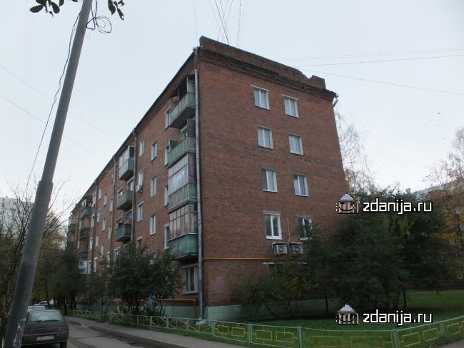 Москва, Инженерная улица, дом 28, Серия II-14-32 (СВАО, район Алтуфьевский)