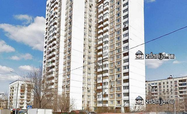 Москва, 15-я Парковая улица, дом 38, Серия КОПЭ (ВАО, район Северное Измайлово)