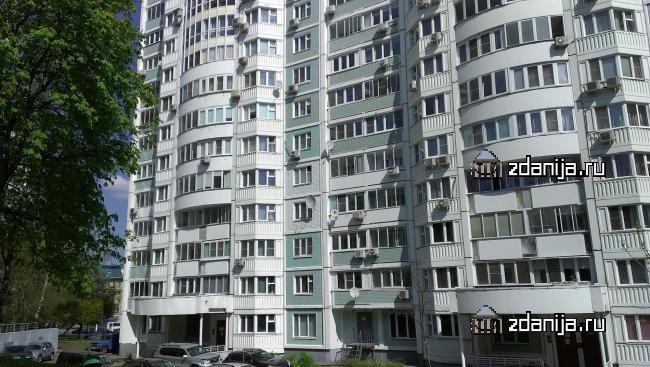 Москва, улица Каховка, дом 31, Серия КОПЭ (ЮЗАО, район Черемушки)