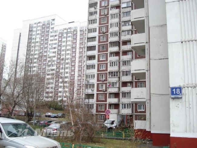 Москва, улица Твардовского, дом 18, корпус 5, Серия КОПЭ (СЗАО, район Строгино)