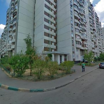 Москва, Марьинский бульвар, дом 11, Серия П-44 (ЮВАО, район Марьино)