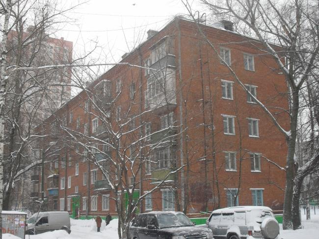 Москва, Пулковская улица, дом 9, Серия II-14-32 (САО, район Головинский)
