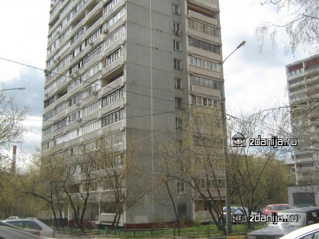 Москва, Нижегородская улица, дом 70, корпус 2, Серия II-68 (ЮВАО, район Нижегородский)