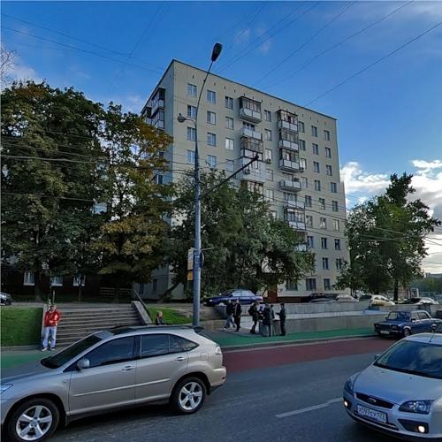 Москва, проспект Мира, дом 190, Серия II-18-01-МН (СВАО, район Ростокино)