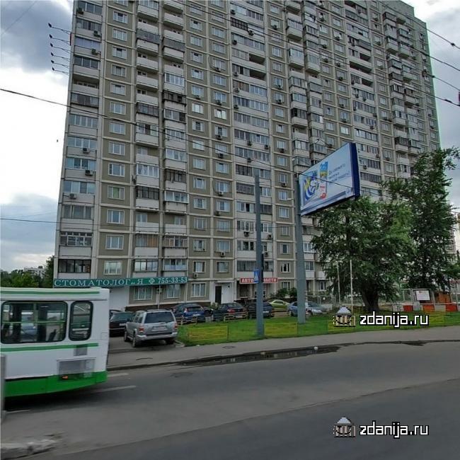 Москва, Шереметьевская улица, дом 27, Серия КОПЭ (СВАО, район Марьина Роща)