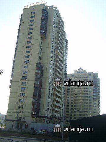 Москва, Новочеремушкинская улица, дом 63, корпус 1 (ЮЗАО, район Черемушки)