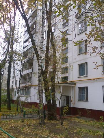 Москва, 16-я Парковая улица, дом 49, корпус 1, Серия II-57 (ВАО, район Северное Измайлово)