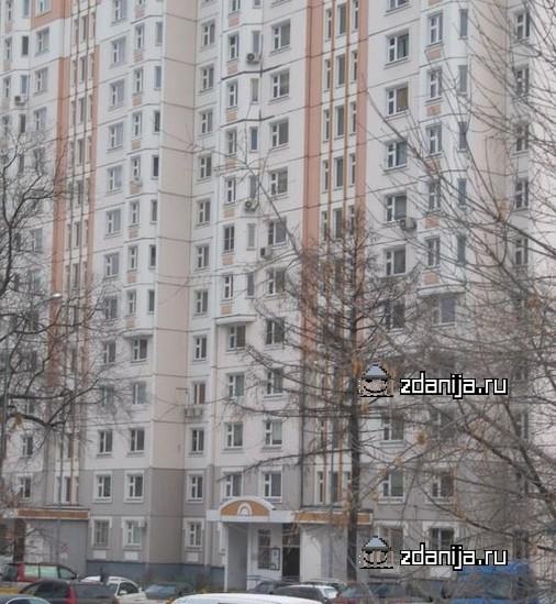 Москва, Беломорская улица, дом 12, корпус 1, Серия п3м (САО, район Левобережный)