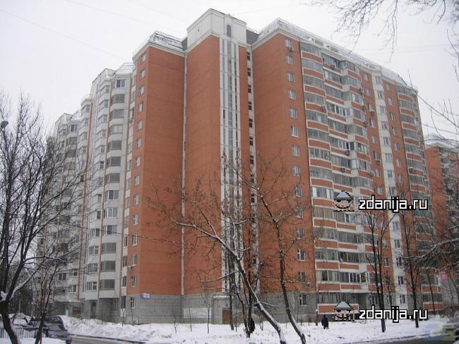 Москва, 13-я Парковая улица, дом 42, Серия П-44т (ВАО, район Северное Измайлово)