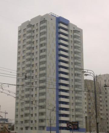 Москва, улица Мневники, дом 21 (СЗАО, район Хорошево-Мневники)
