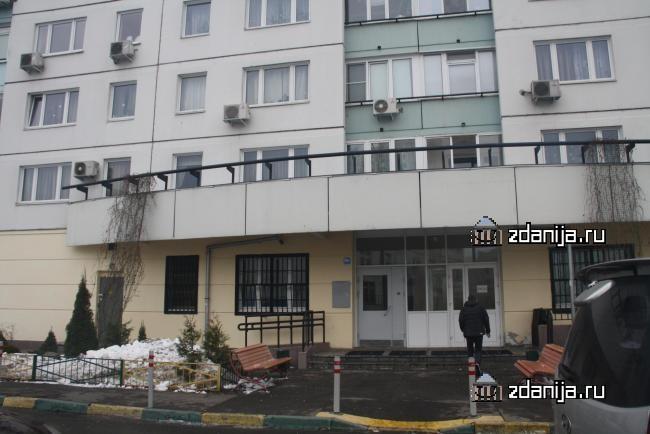 Москва, улица Васильцовский Стан, дом 7, корпус 1 (ЮВАО, район Рязанский)
