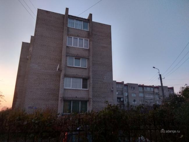 Помогите определить серию дома - Калининград.
