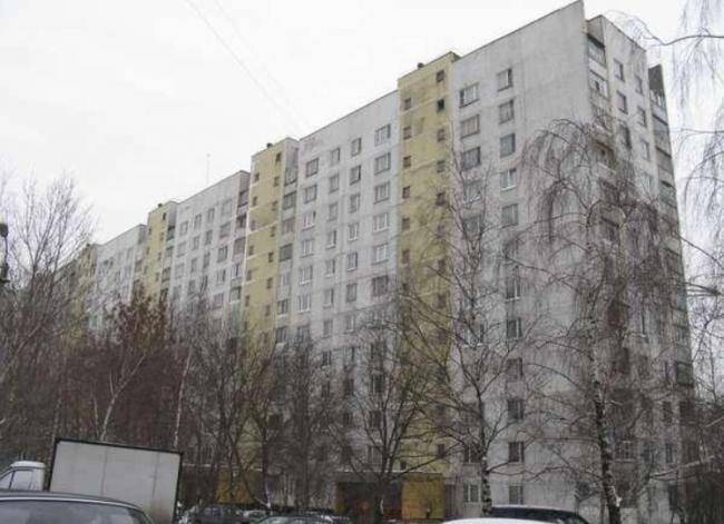 Москва, улица Плещеева, дом 14А, Серия П-30 (СВАО, район Бибирево)