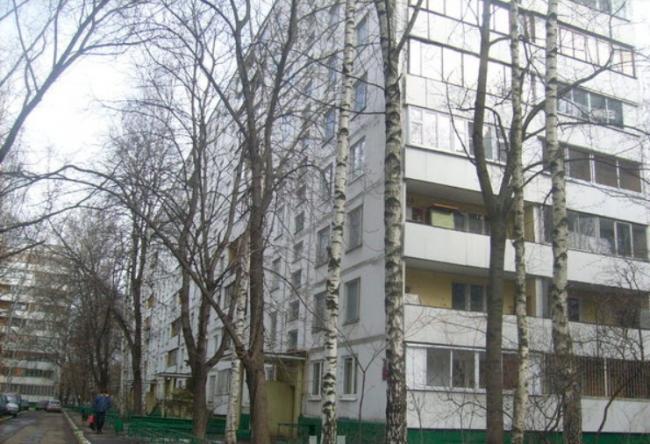 Москва, Смольная улица, дом 31 (САО, район Левобережный)