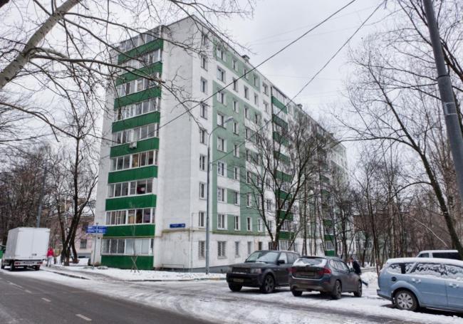 Москва, Зарайская улица, дом 56, серия II-49Д (ЮВАО, район Рязанский)