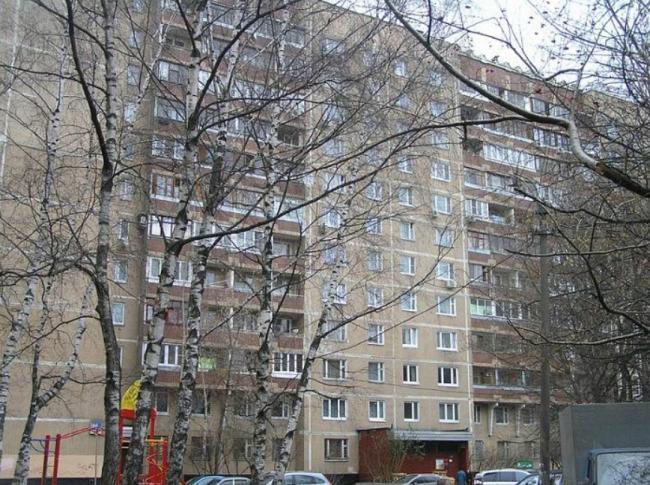 Москва, улица Свободы, дом 95, корпус 2, Серия П-55 (СЗАО, район Северное Тушино)