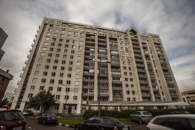 Москва, улица Академика Волгина, дом 8, корпус 2 (ЮЗАО, район Обручевский)