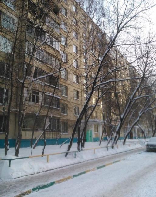 Москва, улица Яблочкова, дом 23, Серия II-57 (СВАО, район Бутырский)