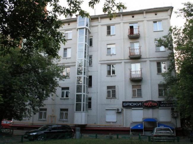 Москва, улица Маршала Бирюзова, дом 7 (СЗАО, район Щукино)