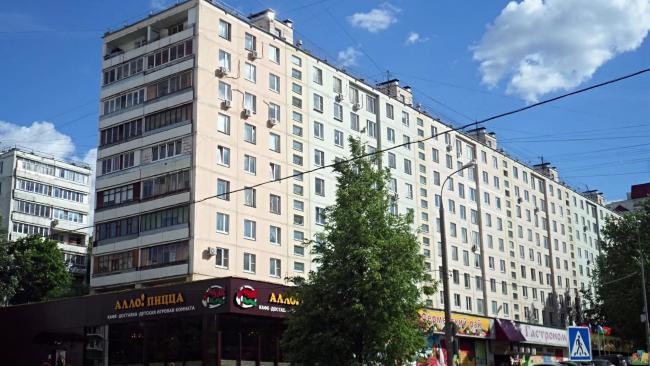 Москва, улица Академика Арцимовича, дом 13, Серия II-57 (ЮЗАО, район Коньково)