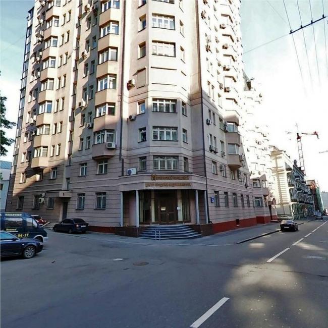 Москва, улица Гиляровского, дом 4, корпус 1 (ЦАО, район Мещанский)