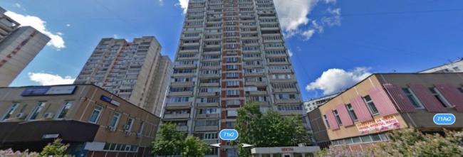 Москва, улица Свободы, дом 71, корпус 2, Серия И-700 (СЗАО, район Северное Тушино)