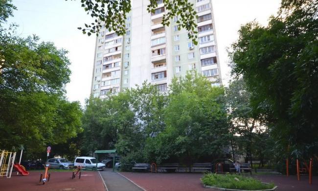 Москва, Тихвинская улица, дом 20, Серия П-43 (СВАО, район Марьина Роща)