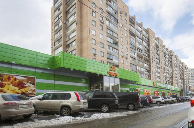 Москва, Тихвинская улица, дом 17, строение 1 (ЦАО, район Тверской)