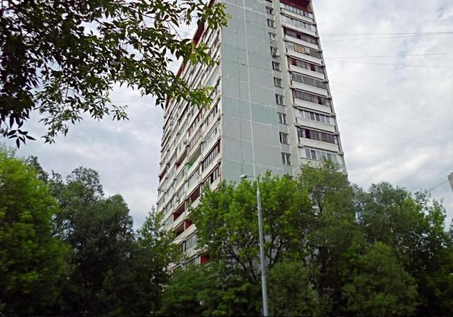 Москва, Чусовская улица, дом 6, корпус 2, Серия II-68 (ВАО, район Гольяново)