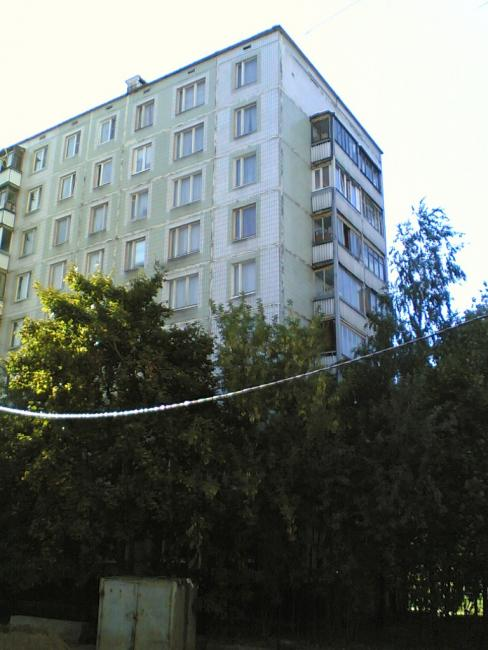 Москва, Производственная улица, дом 1, корпус 1, Серия: II-49Д (ЗАО, район Солнцево)