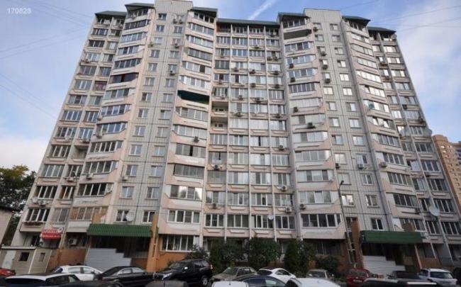 Москва, Щелковское шоссе, дом 44, корпус 5 (ВАО, район Северное Измайлово)