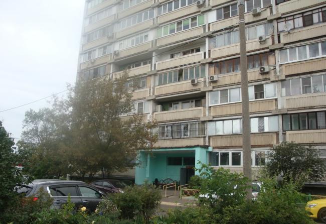 Москва, Грайвороновская улица, дом 15, Серия II-68 (ЮВАО, район Текстильщики)